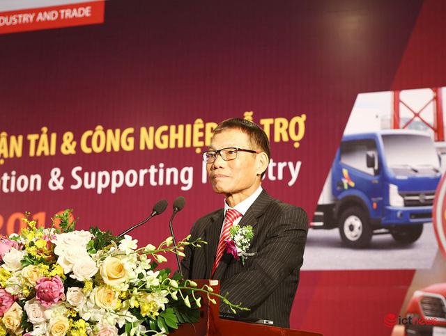 Phó Chủ tịch VinGroup Võ Quang Huệ: VinFast đã vượt qua mọi giới hạn để hoàn thiện các mẫu xe của mình - Ảnh 1.