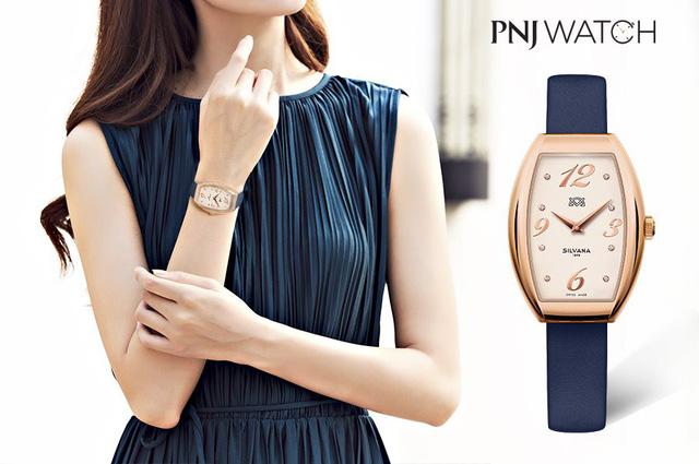 PNJ Watch khai trương cửa hàng đầu tiên tại Hà Nội trên đường Trần Nhân Tông - Ảnh 2.