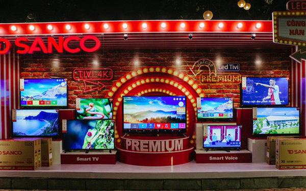 """Lại thêm thương hiệu TV mới gia nhập thị trường Việt, dùng tấm nền Samsung, linh kiện Đài Loan, Trung Quốc, lắp ráp """"theo tiêu chuẩn Hàn Quốc"""""""